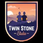Twin Stone Studio Logo